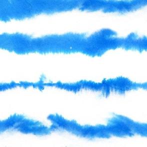04 Watercolor large horisontal stripes medium scale