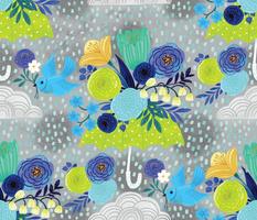 April's Umbrella-ella