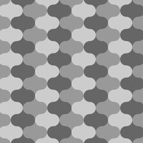 08717113 : circle ogee : greyscale
