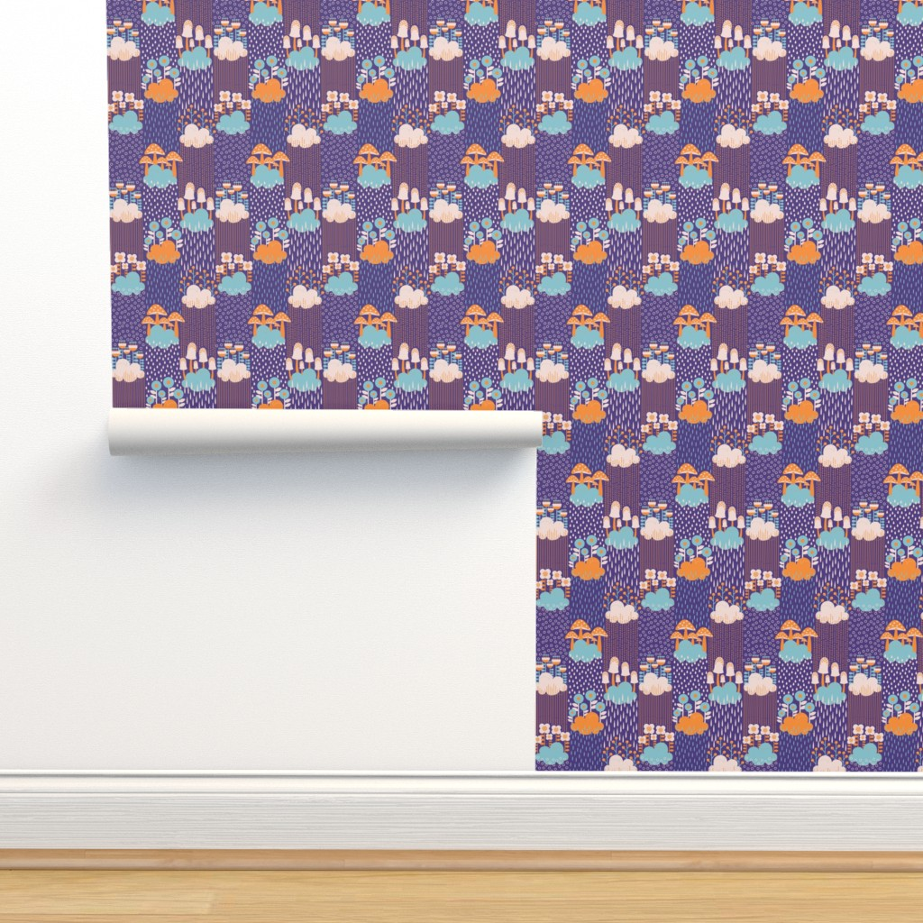 Isobar Durable Wallpaper featuring Cloud Sourcing by nanshizzle