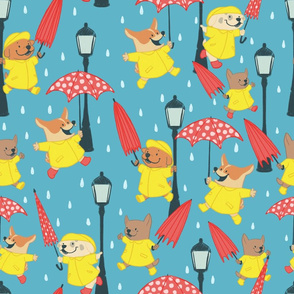 Singin in the Raining Cats and Dogs