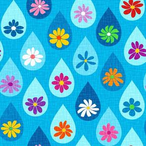 April Showers Bring Cute Flowers