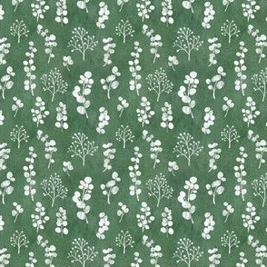 Eucalyptus - small scale