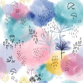 Rain & Shine - by Kara Peters
