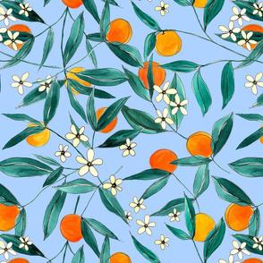 Orange Summer Peri
