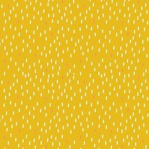 Yellow rain dash