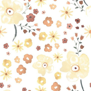 Summer Earth Flower - Large