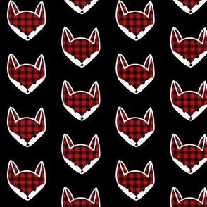 Lumberjack Fox