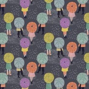 April Showers - Small Print