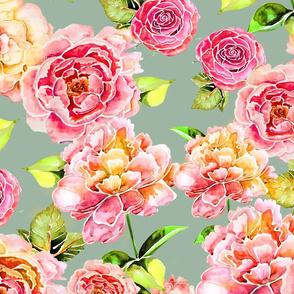 Flower garden 14