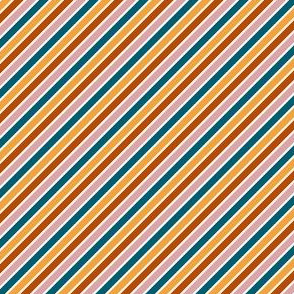 Coastal Stripes Colorful