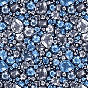 Gems / blue