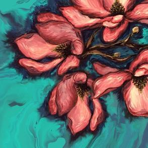 Pink Magnolias - LG
