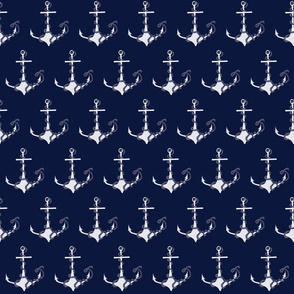 Anchor - Navy