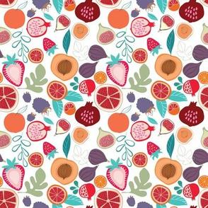Tutti Frutti Summer Fruits