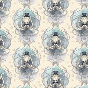 Victorian squid Damask-small