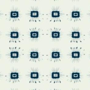 SHIBORI INSPIRED geometrical