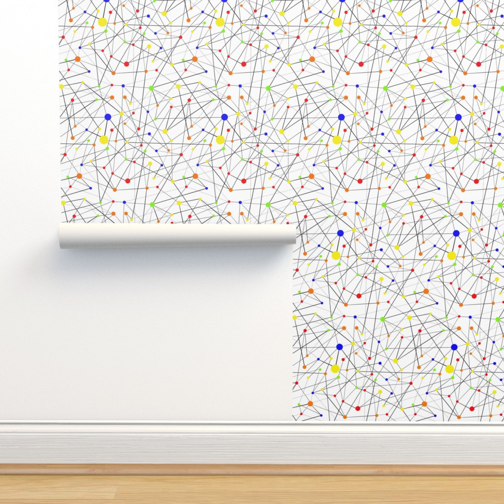 Isobar Durable Wallpaper featuring Networking by jeneta