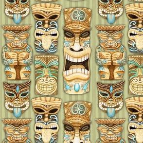 Tropical Hawaiian Deluxe Tiki Party