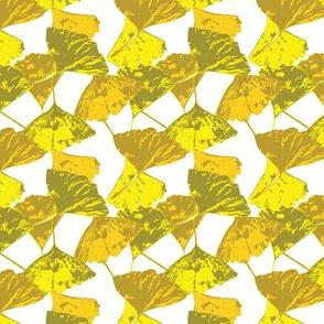 Ginko gold pattern