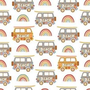 60's Baby Surf Caravan
