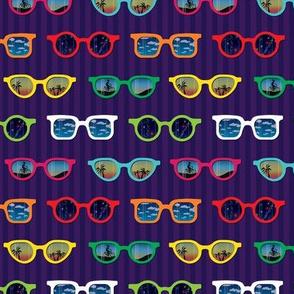 Summer Sun Glasses by ArtfulFreddy