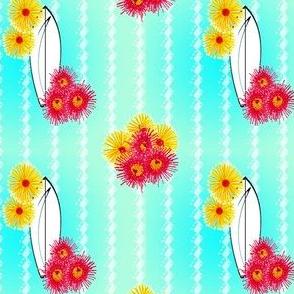 Australian flora surf