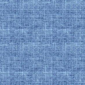classic blue linen