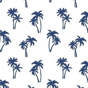 Palm Trees Navy