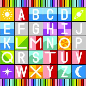 08743689 © ABC symmetry playmat