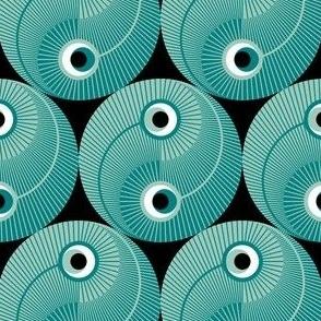 00874394 : tangram rotated