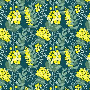 Wattles Pattern