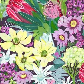 Australian Bush Flowers - larger