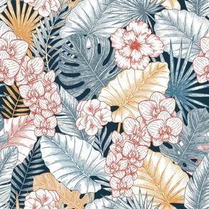 Floral tropic