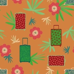 suitcases by rysunki_malunki