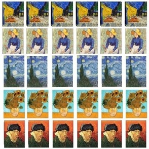 Van Gogh Ribbon 2