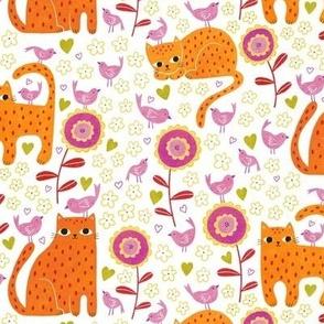 Marmalade Cats