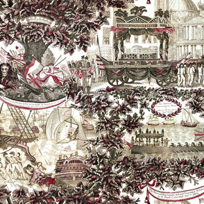Lord Nelson Toile ~ Original