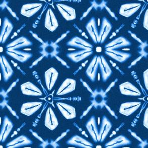 Shibori Flowers