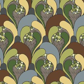 Art Nouveau Hobbit Palette