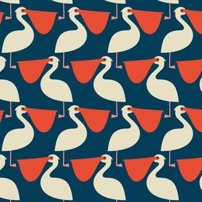 Preppy Pelicans