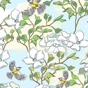 Gardenias & Sparrows