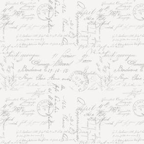 Letter Box Written: Neutral