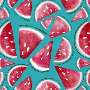 Chillin' like a ....melon