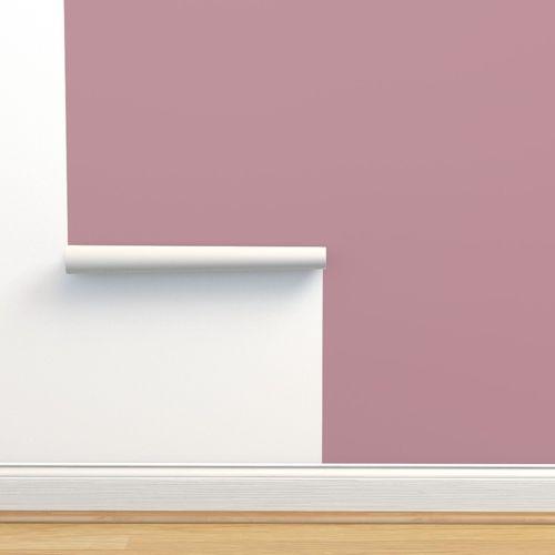 Wallpaper Solid Mauve Mauve Pink