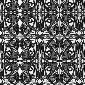 10_Black White