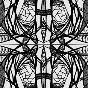 9_Black White_Original_Mirror