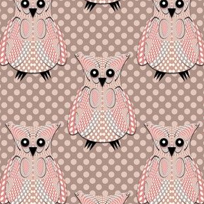 Dotty Owl