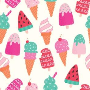 We Scream for Ice Cream