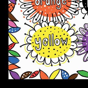Teaching Colors - Playmat  - by Kara Peters
